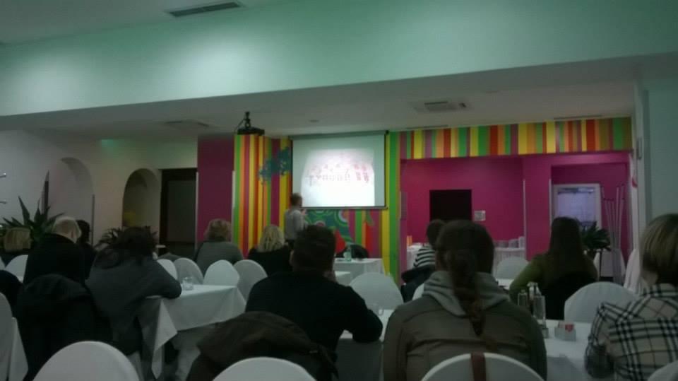 Edukacija za pomoćnike u vrtiću, siječanj 2015.g.